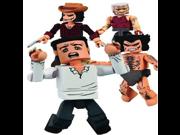 Marvel Minimates: Wolverine Through the Ages Box Set 9SIA10555R4808