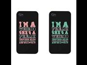 Funny BFF Phone Cases - Freak and Weirdo Phone Covers for Apple iphone 4, iphone 5, iphone 5C, iphone 6, iphone 6 plus, Samsung Galaxy S3, Galaxy S4, Galaxy S5, 9SIA10555Z8284