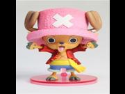 "One Piece Chopper single item - Luffy reviews new world figure - """"Pirates aim"""" (japan import)"" 9SIA10555R4658"