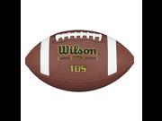 Wilson TDS Composite Piloflex Superskin Official Football Brown