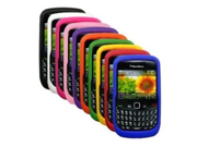 10 Silicone Cases for Blackberry Curve 8520/8530/9300/9330. Colors: Blue, Orange, Green, Yellow, Purple, Black, Pink, Hot Pink, Red and White 9SIA1055600426