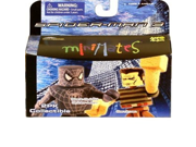 Minimates Spider Man 3 Black Suited Spider Man and Sandman 9SIA10555R4863