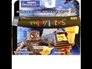 Minimates Spider Man 3 Black Suited Spider Man and Sandman 9SIA10555R4863