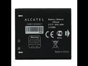 Alcatel OT-880a aVengeance Battery CAB3120000C1