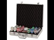 Poker Set In Aluminum Case With 300 (11.5 Gram) Las Vegas Style Chips 9SIA10555R8602