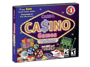 Card & Casino Games Platinum: Over 600 Card & Casino Games Thousands of Slot Machines!