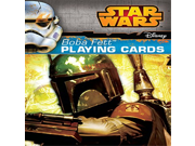 Star Wars Boba Fett Playing Cards Card Game 9SIA10555R6937