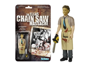 The Texas Chainsaw Massacre Leatherface ReAction 3 3/4-Inch Retro Action Figure 9SIA10555S4184