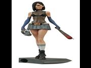 Diamond Select Toys Femme Fatales: Hack/Slash Cassie Hack PVC Statue 9SIA10555R4710