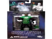 Alex Ross Justice League 7: Green Lantern Action Figure 9SIV1976SJ0117