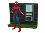 Diamond Select Toys Marvel Select: Amazing Spider-Man 2 Action Figure with Base 9SIAD247AY7423