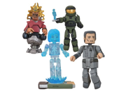Diamond Select Toys Halo Minimates Series 4 Box Set 9SIA10555S4590