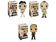 Karate Kid Mr. Miyagi, Daniel LaRusso and Johnny Lawrence Pop! Vinyl Figures Set of 3 9SIA10555R4909