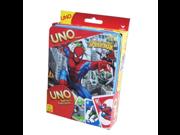 Spiderman Uno Card Game Tin 9SIA10555R5574