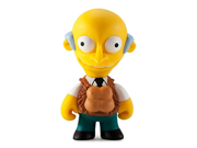 Kidrobot The Simpsons 25th Anniversary Mini Series 3-inch Figure - See My Vest Burns 9SIA10555R4490