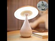 Glovion Mushroom LED Desktop Lamp Touch Sensor Rechargeable Energy Saving Book Light Health Anion Air Purifier Mushroom Night Lamp 9SIA10556C6568