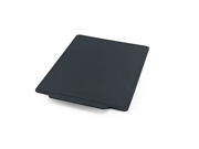 Kuhn Rikon 26902 Cutting Board Arkshell, Natural Black