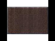 buyMATS 01-033-1410-40000800 4 x 8 ft. Apache Rib Mat Cocoa Brown 9SIA10556K2935