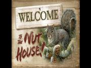 Nut House Doormat
