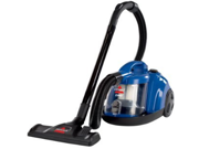 Zing Bagless Canister Vacuum Caribbean Blue by Bissell