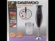 Daewoo DHB-648 300-Watt Hand Blender, 220 Volts (Non-USA Compliant)