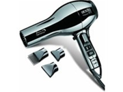 Andis Professional 1875 Watt Ceramic Ionic Hair Dryer - Black Chrome (82005) 9SIAD2459Y1345