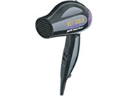 Hot Tools Professional 1039 1875 Watt Direct Ion FastDry Travel Anti Static Hair Dryer