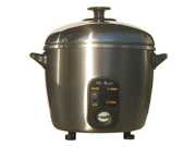 SC-887: 6 Cups Stainless Steel Cooker & Steamer SC-887: 6 Cups Stainless Steel Cooker & Steamer 9SIA10556V4691