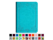 Fintie Folio Case for Kindle Paperwhite The Book Style PU Leather Cover Auto Sleep Wake for All New Amazon Kindle Paperwhite Fits versions 2012 2013 2014 an
