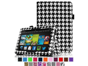 Fintie Folio Case for Kindle Fire HDX 8.9 Slim Fit Leather Cover will fit Amazon Kindle Fire HDX 8.9 Tablet 2014 4th Generation and 2013 3rd Generation H