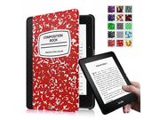 Fintie SmartShell Case for Kindle Voyage [The Thinnest and Lightest] Protective PU Leather Cover with Auto Sleep Wake for Amazon Kindle Voyage 2014 Composi