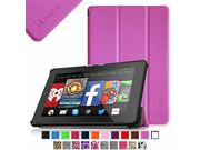 Fintie SmartShell Case for Fire HD 7 Tablet 2014 Oct Release Ultra Slim Lightweight with Auto Sleep Wake Feature will only fit Fire HD 7 4th Generation 2