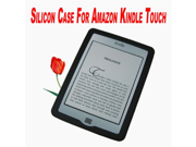 TrendyDigital High Grade Silicone Case for the Amazon Kindle Touch TrendyDigital Microfiber Screen Cleaning Cloth