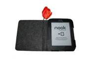 TrendyDigital MaxGuard Plus Case for All New Nook Nook 2 Second Generation Nook from Barnes Noble Black Promotion Price