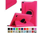 Fintie Rotating Case for Fire 7 2015 Premium PU Leather 360 Degree Rotating Cover Swivel Stand for Amazon Fire 7 Tablet will only fit Fire 7 Display 5th Gen