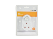 Mercury Plug in Dimmer 13A Adjustable Light Control Switch