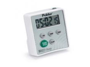 Polder Housewares TMR 2125RM Digital Buzz and Beep Timer White