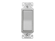 Eaton 7503SG K L 3 Way Designer Switch Silver Granite