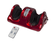 Best Choice Products Shiatsu Foot Massager Kneading and Rolling Leg Calf Ankle with Remote Red