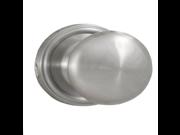 Weslock 00600ININSL20 Impresa Knob Satin Nickel