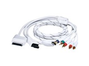 Monoprice 6FT 4 in 1 Component Cable for Xbox 360 Wii PS3 and PS2