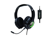 SYBA OG AUD63078 GamesterGear Cruiser XB210 Rumble Effect Gaming Headset with Bass Booster Compatible with Xbox
