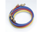 Robinair 69072A 3 pc. Set of 7 2 in. Enviro-Guard Charging Hoses with Quick Seal Fittings for R-12 9SIA10557X5136