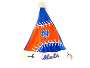 Officially Licensed MLB New York Mets Santa Hat w Baseball Stitching 9SIA1055847185