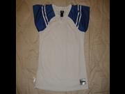 Indianapolis Colts NFL Reebok Womens Blank Field Flirt Jersey - Size X-Large 9SIA1055847342