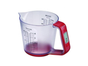 Taylor 3890 Digital Scale with Measuring Cup - 6.60 lb / 3 kg Maximum Weight Capacity 9SIA10558K3296