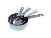 Kitchen Supply Stainless Steel Measuring Cups Set of 4 9SIA10558K3074