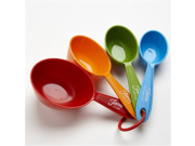 Fiesta 4 Piece Measuring Cup Set 9SIA10558K3021