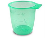 Zojirushi NSZ-P350 measuring cup for rinse free rice.