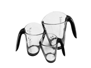 Good Cook - Touch 3 Piece Measuring Set, Dishwasher Safe 9SIAD245DS6504